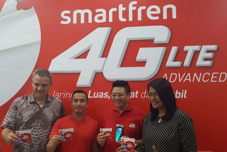 Kartu Perdana Smartfren 4G GSM+ Eksklusif untuk HP Samsung, Lenovo, dan Oppo. Apa Istimewanya?