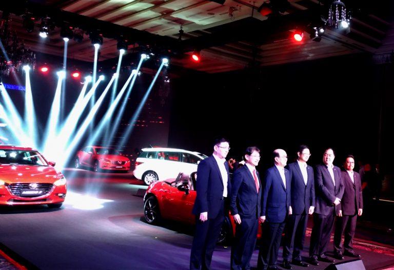 Resmi, Eurokars Motor Indonesia Jadi Agen Pemegang Merek Mazda di Indonesia