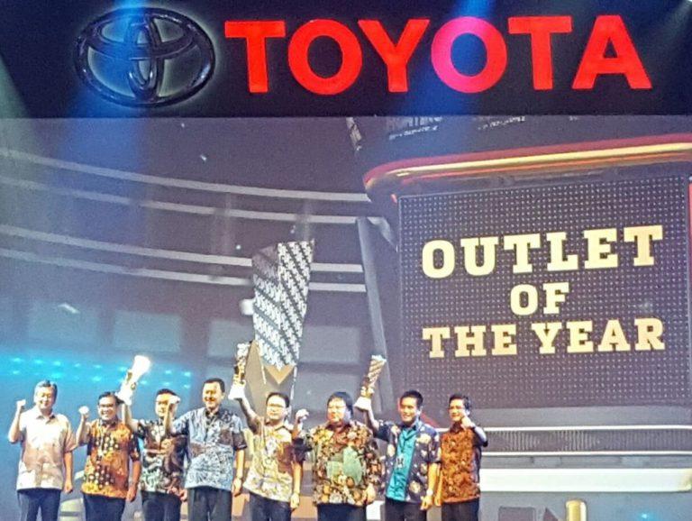 Auto2000 Raih Berbagai Penghargaan Dalam Kontes Toyota Se-Indonesia