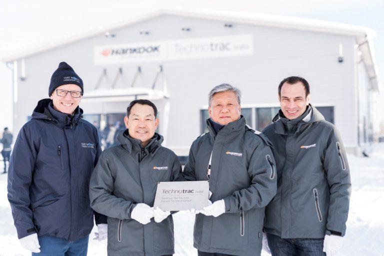 Hankook Resmi Buka Technotrac di Finlandia, Pusat Pengujian untuk Ban Musim Dingin