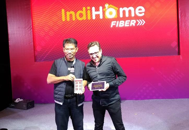 Perluas Layanan Konten Video, HOOQ Lakukan Kerjasama dengan Indihome dan Wifi.id