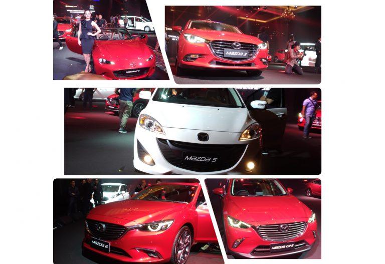 Ini Lima Varian Mazda yang Akan Dibawa Eurokars ke Indonesia