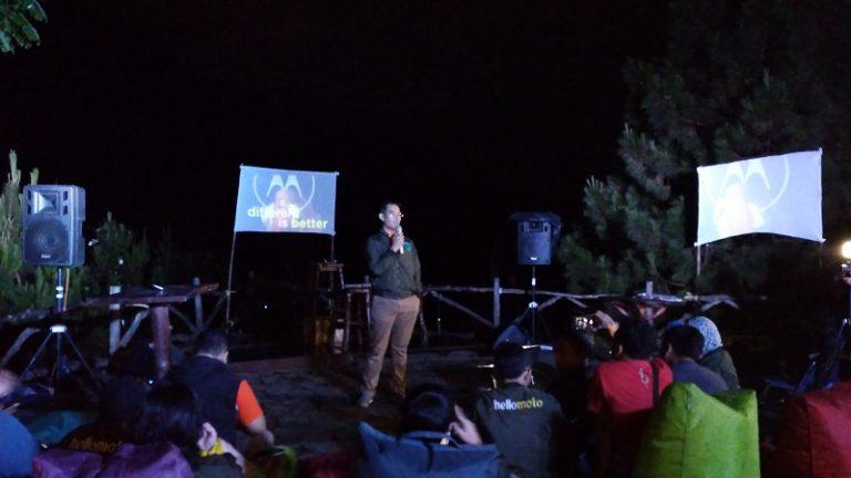 Gelar Media Camp, Motorola Indonesia Jabarkan Keberhasilan Penjualan Moto Z