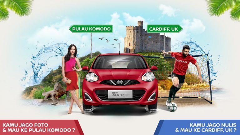 Mau ke Nonton Final UEFA di Cardiff atau ke Pulau Komodo? Ayo Ikutan Kompetisi Ini