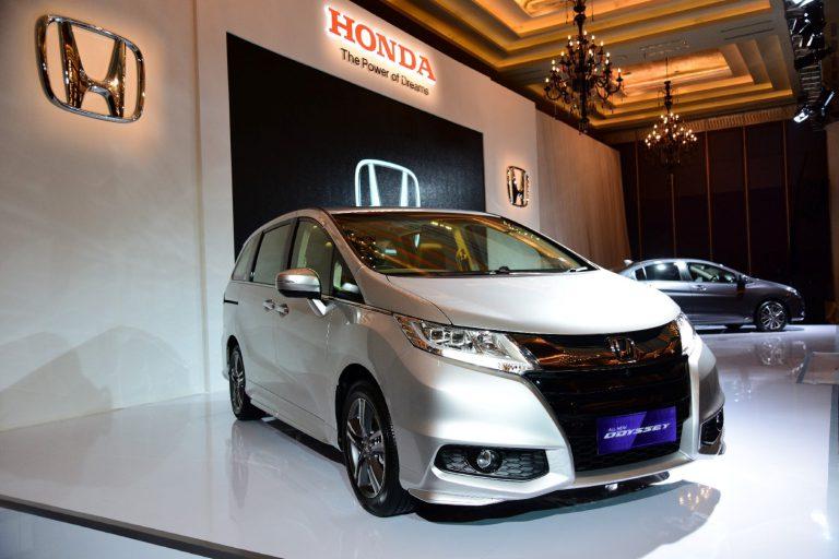 Honda Indonesia Merevitalisasi Tampilan All New Odyssey dan New City