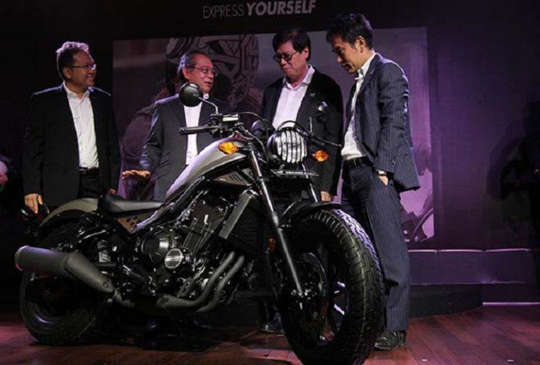 AHM Perkenalkan Honda CMX500 Rebel di Pasar Indonesia