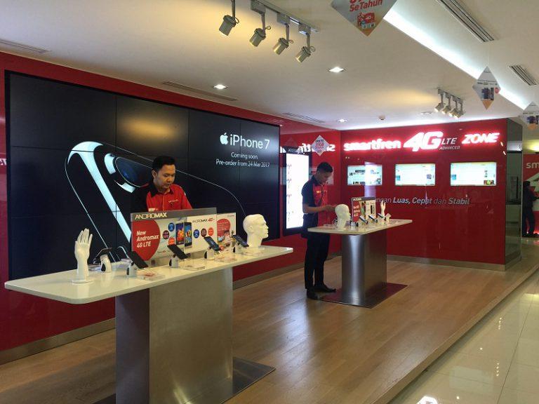Jadi Operator Pertama di Indonesia Jual iPhone 7, Ini Tanggapan Smartrfren