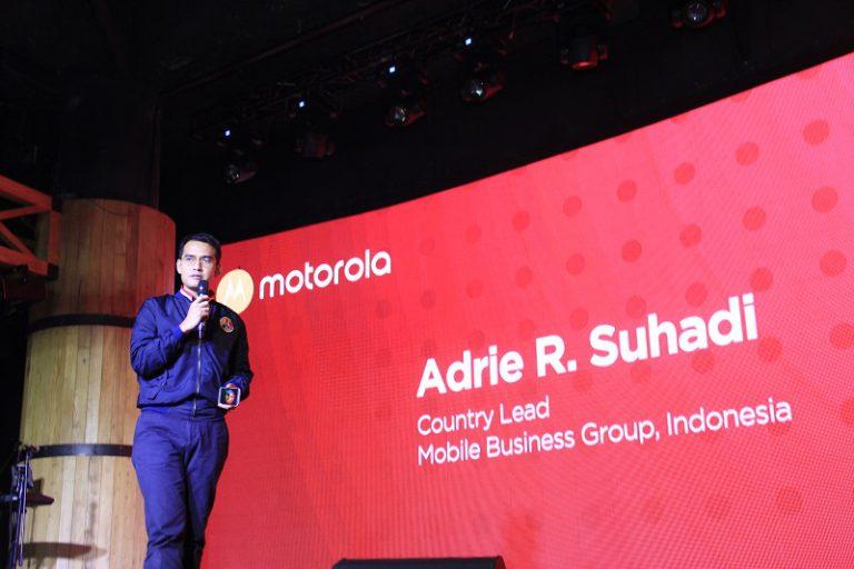 Hingga Akhir Tahun 2017, Lenovo Akan Banyak Boyong Seri Moto ke Indonesia