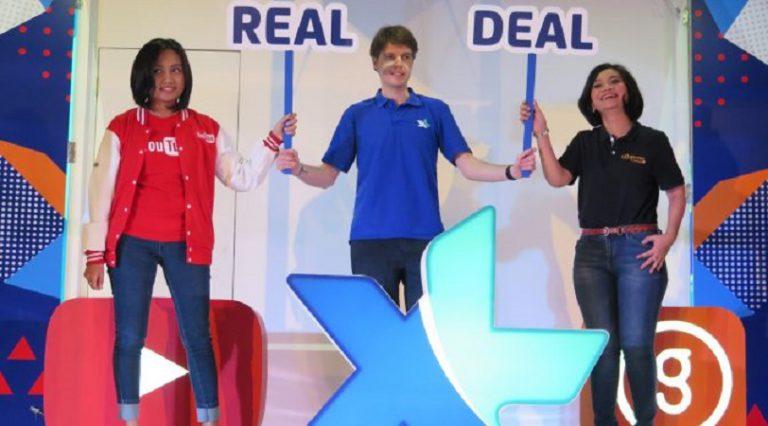 "XL Pelopori Program ""YouTube Tanpa Kuota & Akses Gratis Genflix"""