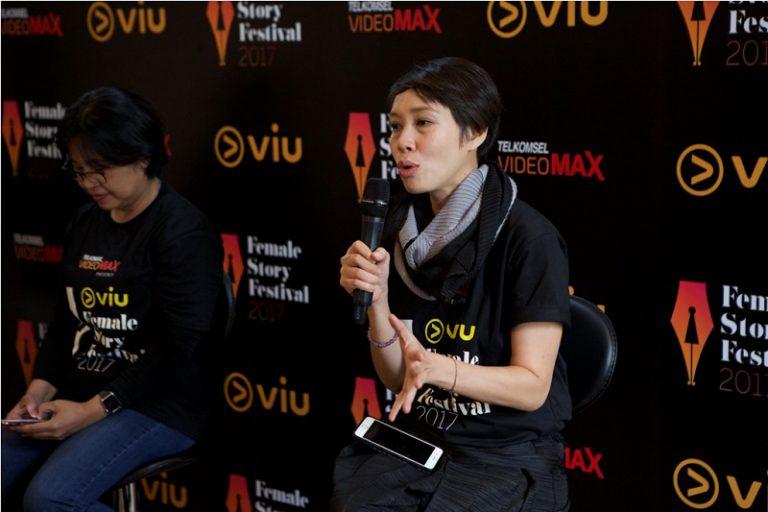 """Cari Penulis Cerita Terbaik, Viu Gelar """"Viu Female Story Festival 2017"""""""