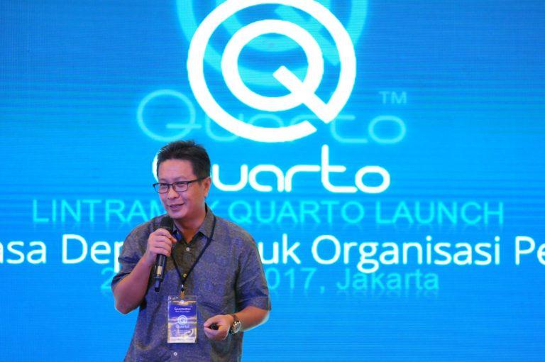 Lintramax Luncurkan Quarto, Solusi Pengelolaan Perkebunan Berbasis Cloud