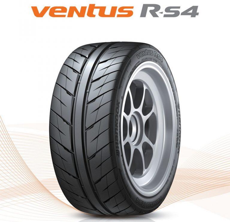 Hankook Tire Perkenalkan Ventus R-s4, Ban Semi-Licin dengan Performa Tinggi