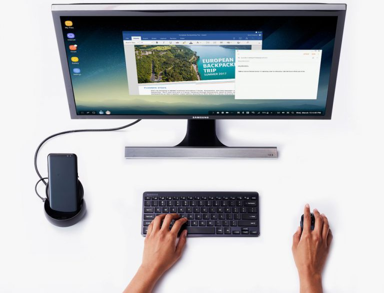 Jualan PC Desktop Makin Susah Karena Aksesori Galaxy S8 Ini