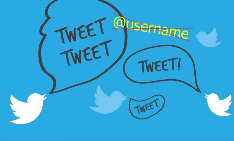 Berkompromi, Twitter Tidak Lagi Hitung Username pada Aturan Limit 140 Karakter