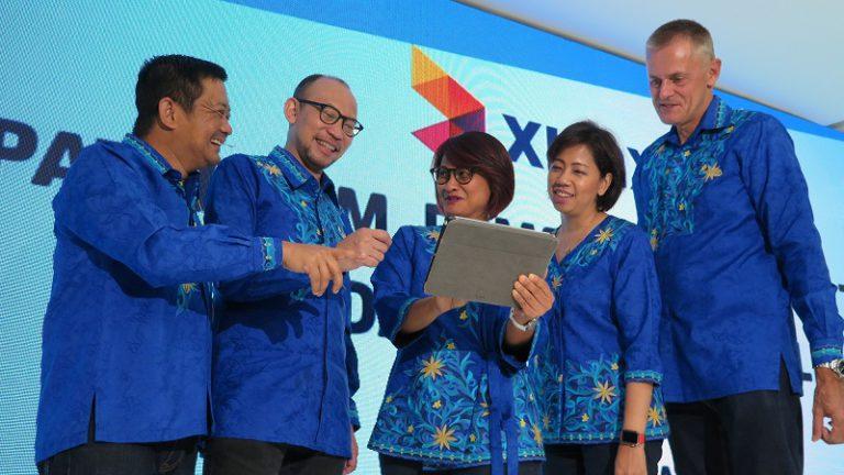 Anggarkan Belanja Modal Rp 7 Triliun, XL Axiata Fokus Jadi Perusahaan Layanan Digital