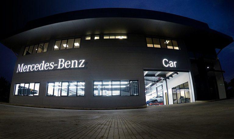 Mercedes-Benz Hadirkan Body & Paint Centre Terbaru dengan Sertifikasi Daimler AG