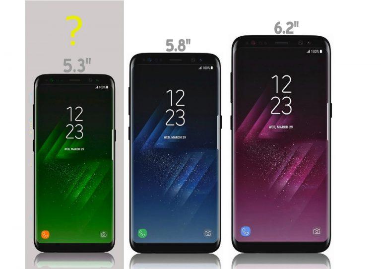 Tertarik dengan Galaxy S8 atau S8+? Bagaimana dengan Galaxy S8 Mini?