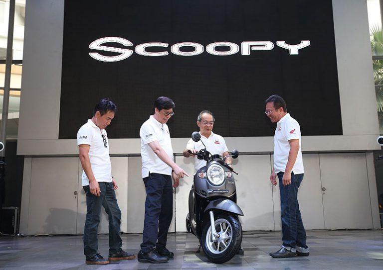 AHM Luncurkan All New Honda Scoopy, Ada 3 Varian dengan 8 Warna Pilihan