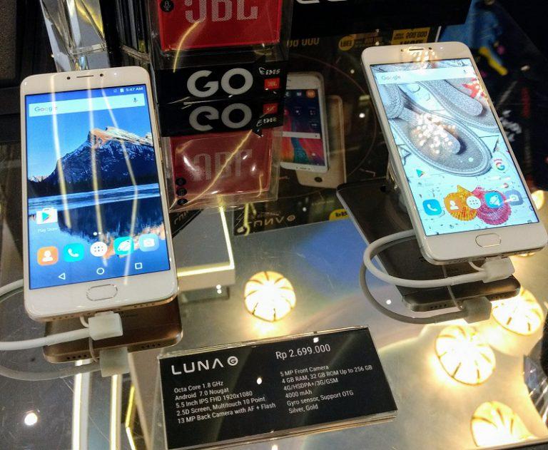 Pre-order Luna G Hadir di Gadget Invasion Week 2017