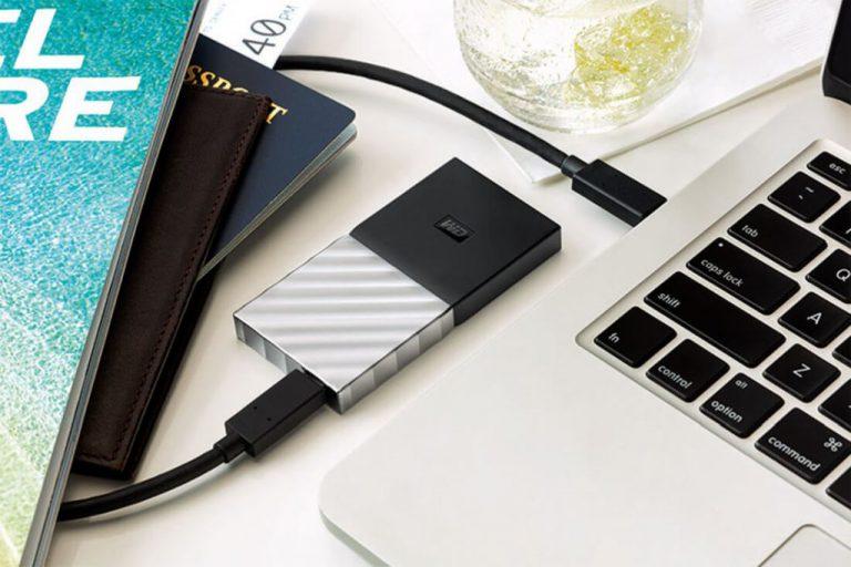 Western Digital Luncurkan SSD Eksternal Perdana. Kapasitas Mulai 256 GB Hingga 1 TB