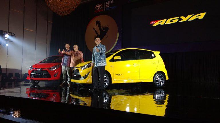 Toyota New Agya Siap Mengaspal di Jalanan Indonesia, Ini Harga Resminya