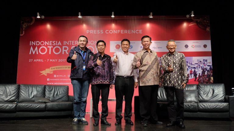 Seluruh Industri Otomotif Sudah Siap Berkolaborasi di IIMS 2017