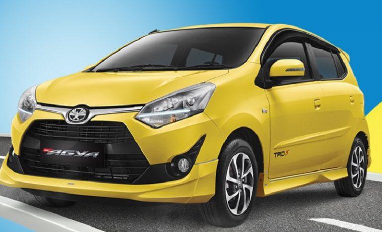 Mengenal Lebih Dekat Toyota New Agya