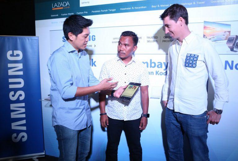 Samsung dan Lazada Indonesia Donasikan Ribuan Buku untuk Anak-anak di Maluku
