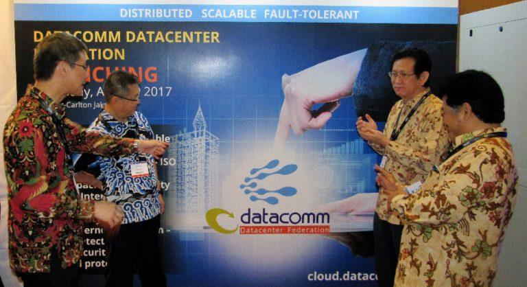 Datacomm Hadirkan Fasillitas Datacenter di 3 Kota