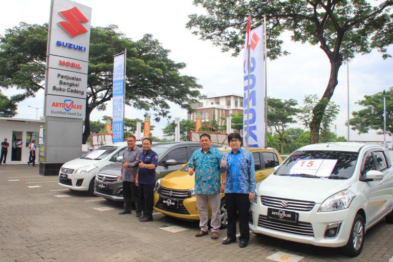 Suzuki Perkenalkan Layanan Suzuki Auto Value