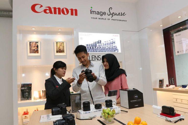 Canon Image Square Hadir di Malang