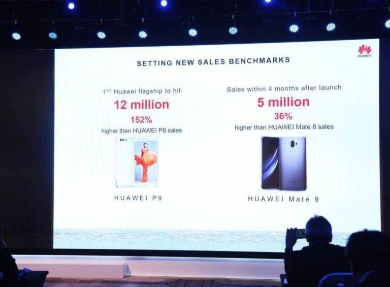 Terjual Lebih dari 12 Juta Unit, P9 Jadi Smartphone Huawei Paling Laris