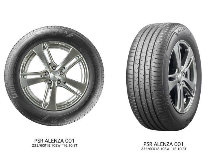 Bridgestone Tire Indonesia Luncurkan Alenza 001, Ban Terbaru untuk SUV