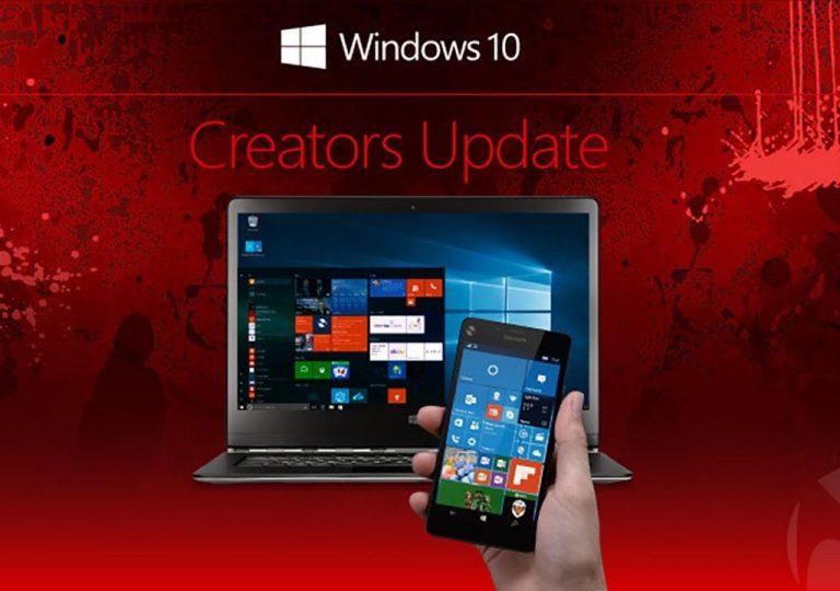 13 Smartphone Ini Akan Kebagian Jatah Windows 10 Mobile Creators Update