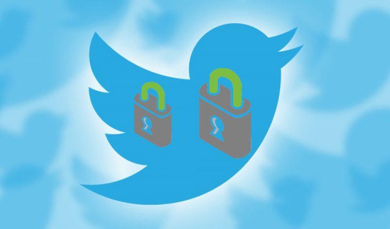 Twiter Hadirkan Dukungan Autentikasi 2 Faktor Berbasis Aplikasi