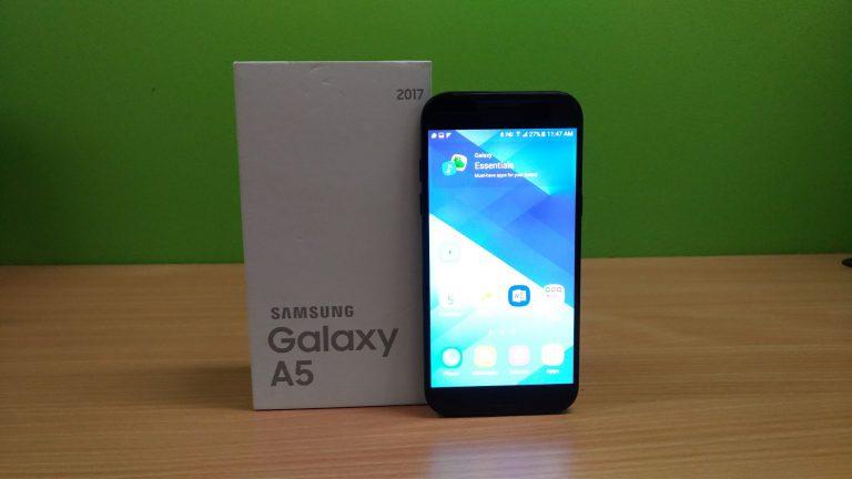 Review Samsung Galaxy A5: Kemampuannya Setingkat di Bawah Seri Galaxy S