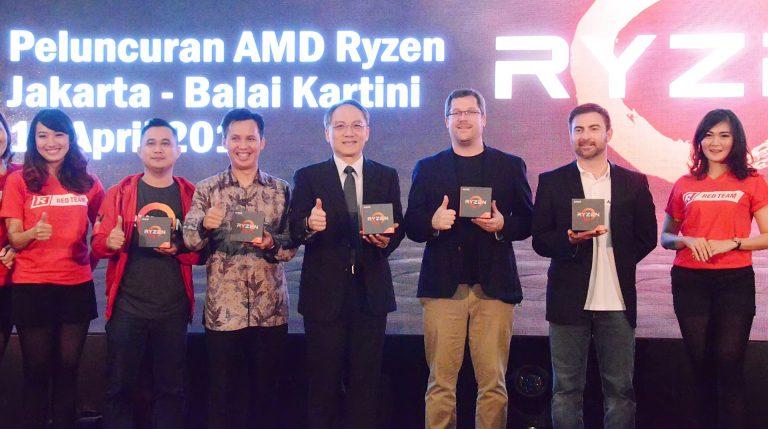 AMD Kembali Rilis Prosesor Terbaru Ryzen 5 untuk Para Gamer