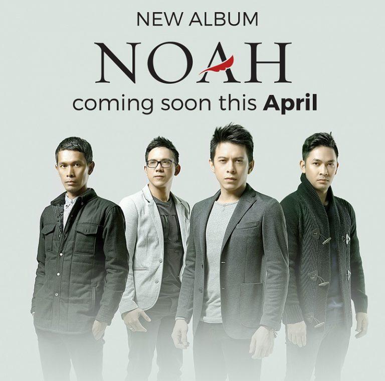 Kerjasama Eksklusif, Album Terbaru NOAH Akan Hadir di JOOX
