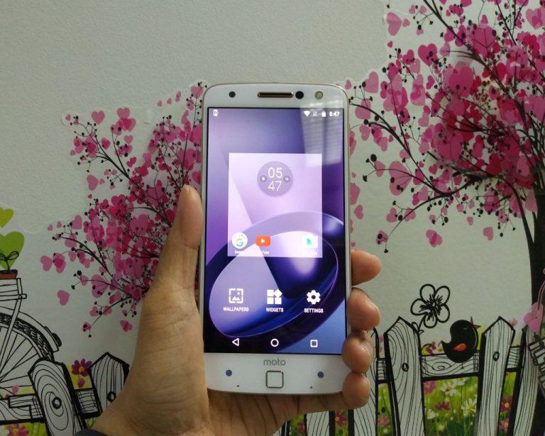 Lenovo Pertimbangkan ZUK ZUI Sebagai Interface untuk Smartphone Moto