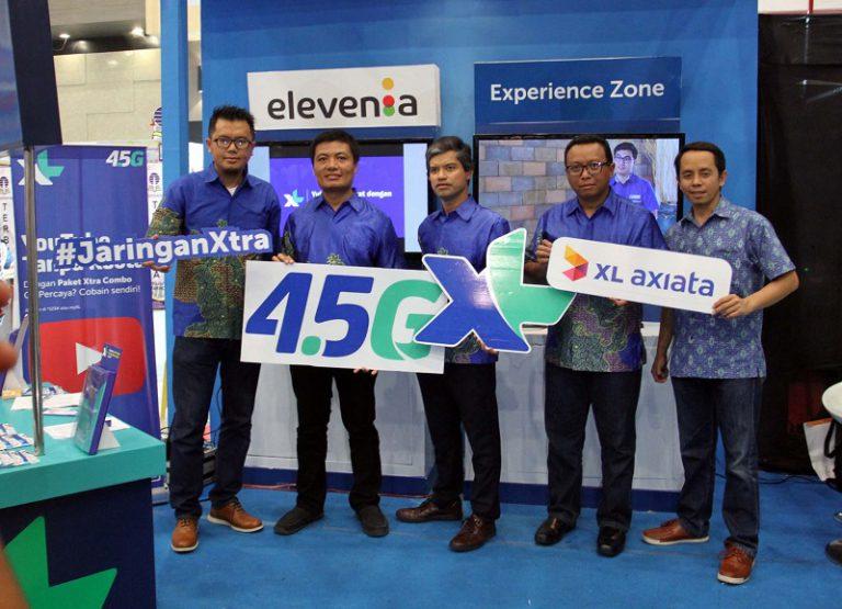Layanan 4G LTE Milik XL Axiata Rambah Samarinda dan Balikpapan