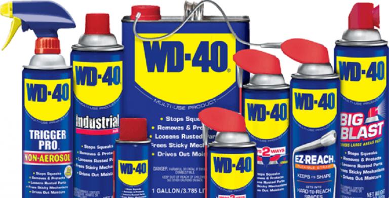 Perawatan Kendaraan dengan WD-40 Multi-Use Product, Ini Kelima Fungsinya