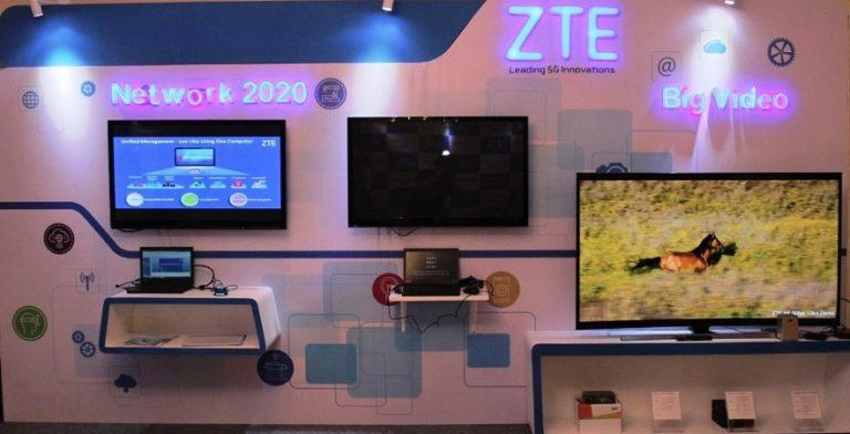 ZTE Boyong Teknologi Terbarunya dari MWC Barcelona 2017 ke Jakarta