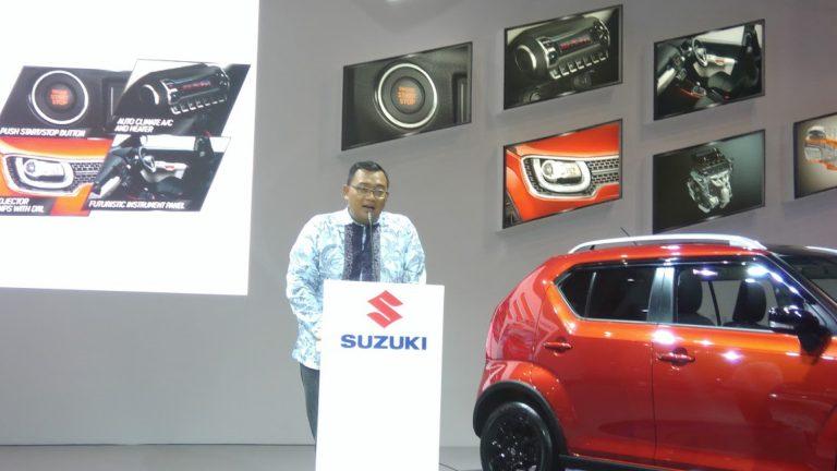 Di IIMS 2017, Suzuki Bawa Tema Urban SUV untuk Pasarkan Produk Kendaraannya