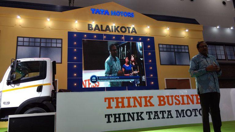 Tata Motors Perkenalkan Varian Terbaru Pikap Terlarisnya