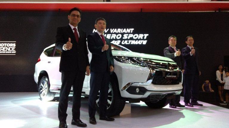 Usung Semangat Baru, Mitsubishi Motors Perkenalkan Lini Kendaraan Unggulannya