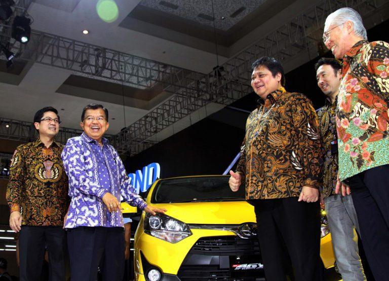 Untuk IIMS 2017, Toyota Tampilkan 20 Unit Produknya dengan Semangat Let's Go Beyond