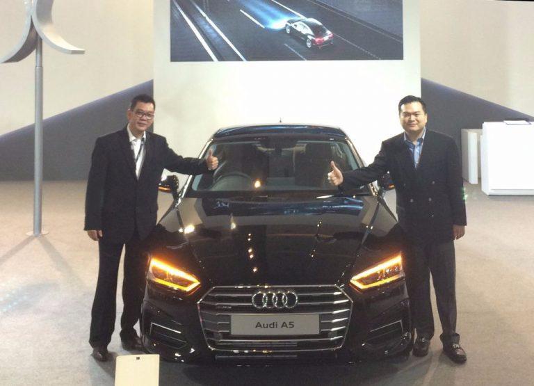 Usung Virtual Cockpit Canggih, Audi Luncurkan All New A5 Coupe Seharga Rp 1,3 Miliar