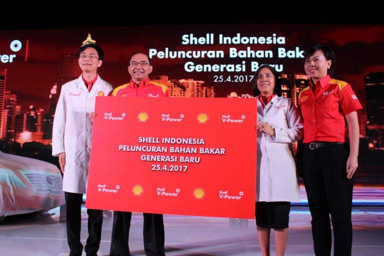 Shell Luncurkan Bahan Bakar baru dengan Teknologi Dynaflex