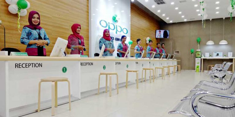 OPPO Tambah Lima Service Center Baru di Indonesia, Kini Jumlahnya Jadi 105