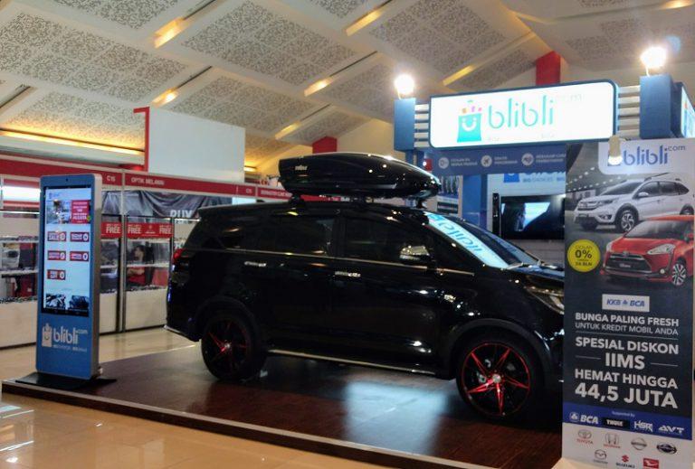 Hadir di IIMS 2017, Blibli.com Menargetkan Transaksi Penjualan Hingga Rp 20 Miliar